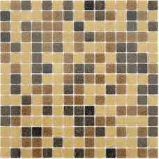 Мозаика стеклянная Sabbia Albero (на сетке)