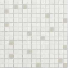 Мозаика стеклянная Sabbia Perla (на сетке)