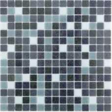 Мозаика стеклянная Sabbia Tempesta (на сетке)