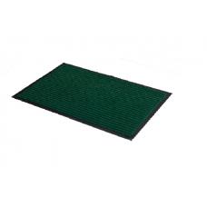 Коврик придверный грязезащитный зеленый 40х60