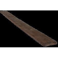 Доска модерн фасадная 140*20мм Дуб темный, длина 2м