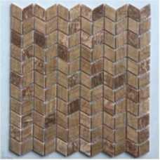 Мозаика из натурального камня Ural