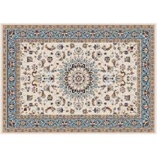Ковер Merinos Shahreza d210 Cream-Blue 2,00*2,85