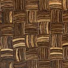 Мозаика кокосовая Cosca Зебрано