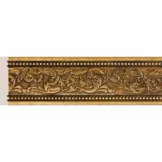 Бордюр Антик 51 мм, античное золото