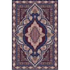 Ковер Isfahan Merinos d511 DARK NAVY 2,0*3,0