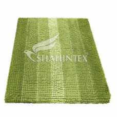 Коврик д/в Shahintex Multimakaron 50*80 зеленый