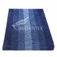 Коврик д/в Shahintex Multimakaron 50*80 синий