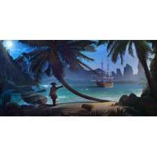 Пиратский остров H-052, 300х147