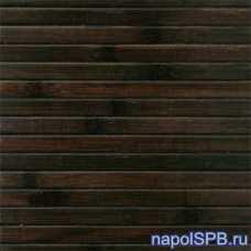 Бамбуковое полотно Дизайн,14 м. Венге глянец, 7 мм