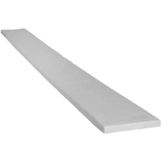 Доска модерн фасадная 190*20мм Белая, длина 2м