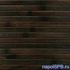 Бамбуковое полотно Дизайн 2,75 м. Венге глянец, 12 мм