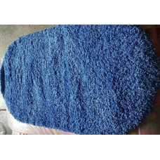 Ковер Merinos Shaggi Ultra s600 Blue овал 2,0*3,0