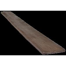 Доска модерн фасадная 190*20мм Дуб темный, длина 2м