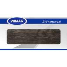 Плинтус Wimar ПВХ 58 мм Дуб каменный