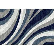 Ковер Merinos Silver d234 GRAY-BLUE 3,00*4,00
