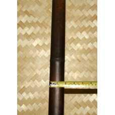 Ствол бамбука махагон D 60-70 мм, длина 2900-3000 мм