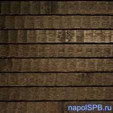 Бамбуковое полотно Дизайн,14 м. Волна венге глянец, 17 мм