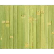 Бамбуковое полотно Дизайн,14 м. Лайм светлый, 17 мм