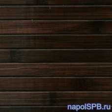 Бамбуковое полотно Дизайн,14 м. Венге глянец, 17 мм
