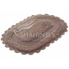 Коврик Shahintex Zefir Z001 бисквитный 7 (50*80 см)