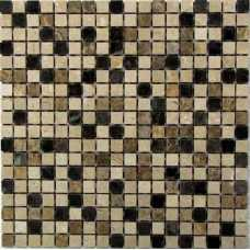 Мозаика из натурального камня Turin-15