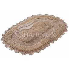Коврик Shahintex Zefir Z001 золотой 9 (50*80 см)