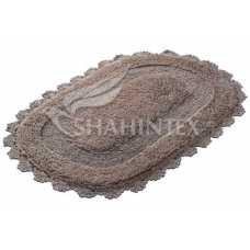 Коврик Shahintex Zefir Z001 кофе с молоком 55 (50*80 см)