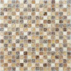 Мозаика стеклянная Naturelle Amazonas, 8 мм