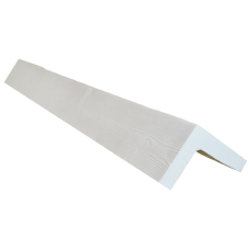 Декоративный уголок модерн 145*145 мм Белая, длина 2м