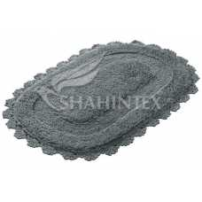 Коврик Shahintex Zefir Z001 серый 50 (50*80 см)