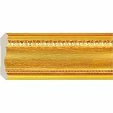 Карниз Ионики 80 мм, золото