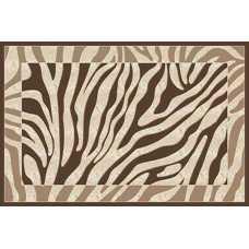 Ковер Merinos Mega Carving  8316 brown 1,6*2,3 м