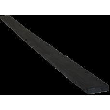 Доска модерн фасадная 90х20мм Венге, длина 2м