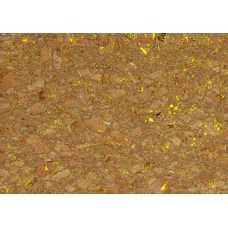 Пробковые обои Granorte Cork2000 Beato oro (металлизированное покрытие золото)