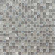 Мозаика стеклянная с камнем Naturelle Sitka