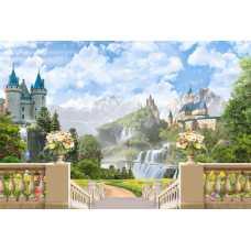 Волшебные замки H-007, 400х270