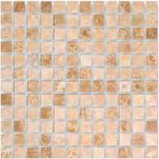 Мозаика из натурального камня Emperador Light
