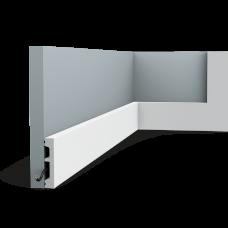 Плинтус гибкий  SX157 Flex (66*13*2000)