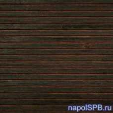 Бамбуковое полотно Дизайн 2,75 м. Венге глянец, 17 мм
