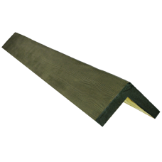 Декоративный уголок модерн 145*145 мм Дуб болотный, длина 3м