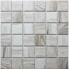 Мозаика керамическая Wooden Light (керамогранит)