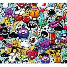 Граффити микс Б1-024, 300*270 см