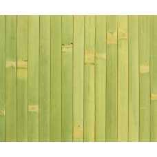 Бамбуковое полотно Дизайн 2,75 м. Лайм светлый, 17 мм