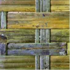 Стеновые бамбуковые панели Шахматы 2440*1220 мм (двухслойные)