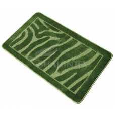 Коврик для ванной Shahintex PP 50*80 зеленый 52