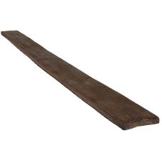 Доска модерн фасадная 120*20мм Дуб темный, длина 2м