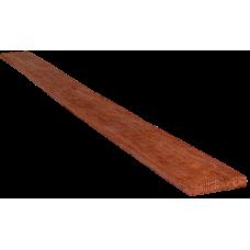 Доска рустик фасадная 120*20мм Рябина, длина 2м