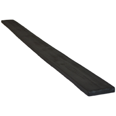 Доска модерн фасадная 120*20мм Венге, длина 2м