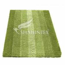 Коврик д/в Shahintex Multimakaron 50*50 зеленый